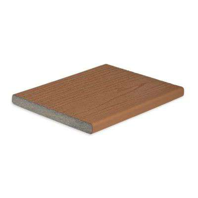 Rocky Harbor Riser 1x8x12' - Trex Natural